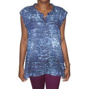Calvin Klein Jeans Sleeveless Denim Top Large